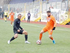 Tff 2. Lig: Afjet Afyonspor: 0 - Sancaktepe: 2