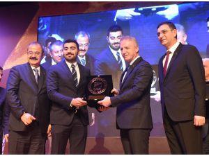 """Gso, """"Gaziantep'in Yıldızları Ödül Töreni"""" Yapıldı"""