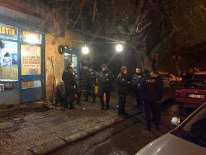 Başkent'te Başından Döner Bıçağı İle Yaralanan Şahıs İsyan Etti