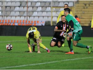 Tff 1. Lig: Adanaspor: 1 - Menemenspor: 3