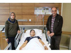 Bel Ağrısıyla Öğrendiği Tümör, 10 Saatlik Ameliyatla Çıkarıldı