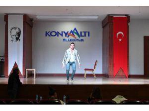 Konyaaltı Belediyesi Tiyatrosu'nda oyuncu seçmeleri heyecanı