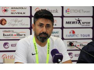 """Bayram Toysal: """"İçeride 33 Maçtır Kaybetmemiş Takıma 1-0 Skorla Galip Gelmek Bizi Mutlu Etti"""""""