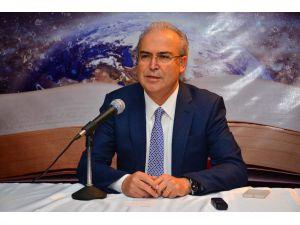 Türkmenistan İle Ticari Diplomasi Halil Avcı'ya Emanet