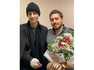 Iraklı Tıp Öğrencisi Türkiye'de Sağlığına Kavuştu