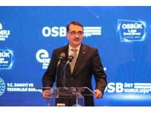 """Enerji Bakanı Dönmez: """"Sıfırdan Çıktığımız Yolda 'Made In Türkiye' Damgasıyla Can Verdik"""""""