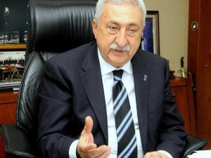 """Tesk Genel Başkanı Palandöken: """"Zincir Marketler Kuralsızlıkta Sınır Tanımıyor"""""""