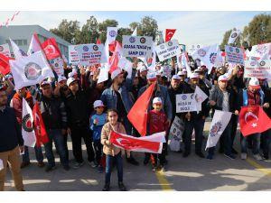 Temsa Fabrikasında İşçiler, Üretimin Yeniden Başlaması Talebiyle Eylem Yaptı