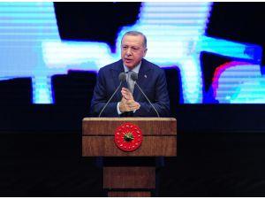 """Cumhurbaşkanı Erdoğan: """"Türkiye'yi Enerji Denkleminden Dışlama Girişimlerine İzin Vermedik"""""""