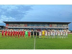 Ziraat Türkiye Kupası: Antalyaspor: 2 - Göztepe: 2 (İlk Yarı)