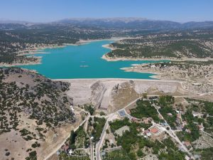 Antalya'ya 19 baraj ve 3 gölet inşa edildi