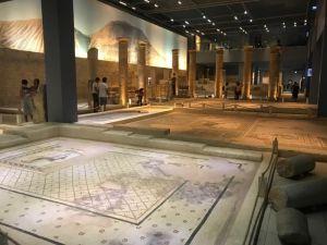 Zeugma Mozaik Müzesi'nde 3 Kişi Görevden Uzaklaştırıldı