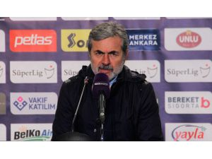 """Aykut Kocaman: """"Maç İki Takım Arasında Gitti Geldi"""""""