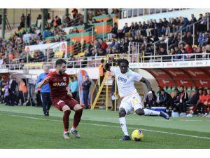 Süper Lig: Aytemiz Alanyaspor: 1 - Kayserispor: 0 (İlk Yarı)