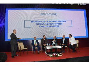 Antalya HORECA'da gıda israfı ele alındı
