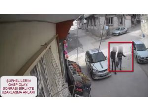 Gaziantep'te Gasp Zanlısı 2 Kişi Tutuklandı