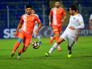 Tff 1. Lig: Adanaspor: 0 - Akhisaspor: 0