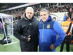 Süper Lig: Gaziantep Fk: 0 - Fenerbahçe: 0 (Maç Devam Ediyor)