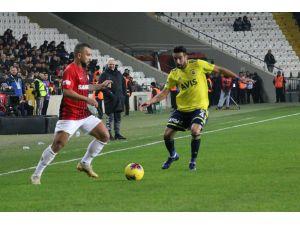 Süper Lig: Gaziantep Fk: 0 - Fenerbahçe: 0 (İlk Yarı)