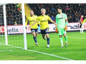 Süper Lig: Gaziantep Fk: 0 - Fenerbahçe: 2 (Maç Sonucu)