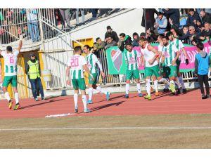 Isparta 32 Spor, Bal'da 2. Yarıya Galibiyetle Başladı