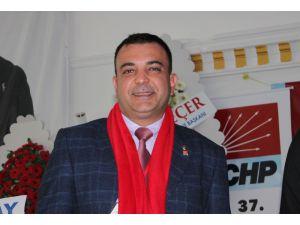 Chp Erdemli İlçe Başkanlığına Mustafa Kılbaş Seçildi