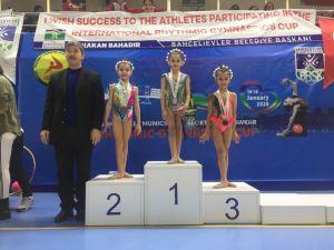 Minik Jimnastikçilerden Başarılı Sonuçlar