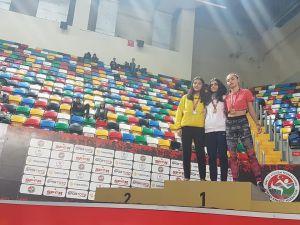 Ispartalı Atletizmcilerden Türkiye Dereceleri