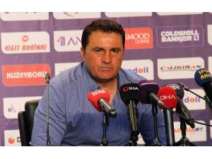 Mke Ankaragücü'nde Mustafa Kaplan İle Yollar Ayrıldı