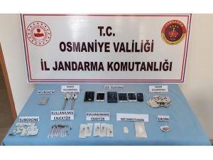 Osmaniye'de Uyuşturucu Operasyonuna 2 Tutuklama
