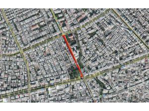 Güllük Caddesinin bir bölümü araç trafiğine 1 gün kapalı kalacak