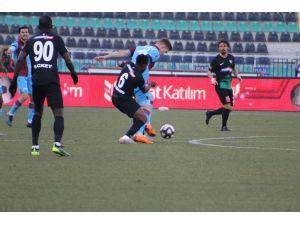 Ziraat Türkiye Kupası: Denizlipsor: 2 - Trabzonspor: 0 (İlk Yarı)