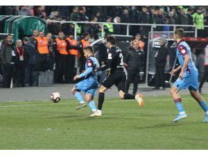 Trabzonspor, Penaltılarla Çeyrek Finalde