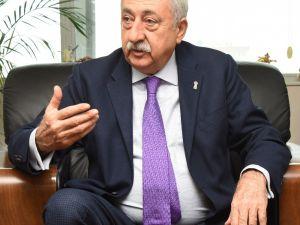 """Tesk Başkanı Palandöken: """"Elektrik, Doğalgaz Ve Suda Vergiler Kaldırılmalı"""""""