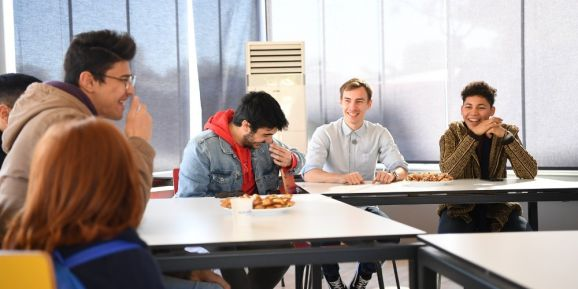 Konyaaltı Belediyesi'nden sosyalleştiren etkinlik