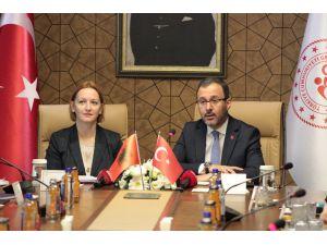 Türkiye İle Arnavutluk Arasında Kek 12. Dönem Protokolü İmzalandı