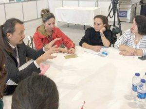 ANTALYA'DA BİR İLK: EK GIDA WORKSHOPU