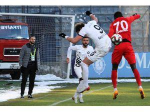 Tff 1. Lig: Osmanlıspor: 0 - Keçiörengücü: 0