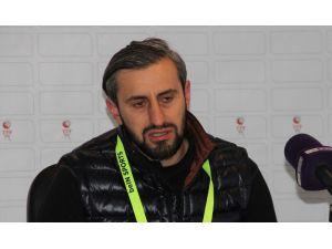 """Serkan Özbalta: """"Ankara'yı İyi Temsil Etmek İstiyoruz"""""""