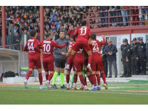 Tff 1. Lig: Hatayspor: 2 - Menemenspor: 0