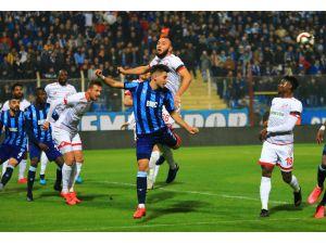 Tff 1. Lig: Adana Demirspor: 1 - Boluspor: 0 (İlk Yarı Sonucu)