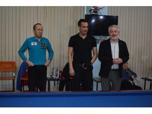 Merhum Bilardocular Okay Öztürkler Ve Ali Yaman Düzenlenen Turnuva İle Anıldı