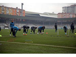 Keçiörengücü'nde, Adana Demirspor Maçı Hazırlıkları Sürüyor