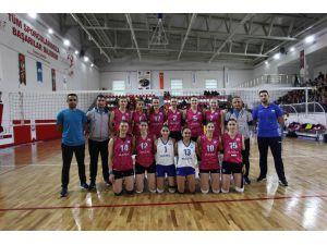 Merinosspor Ted Ankara Kolejlilersporu Yendi