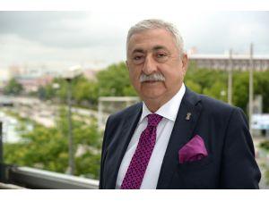 """Tesk Başkanı Palandöken: """"1 Buçuk Milyon Pos Cihazının Kullanım Ücreti Kalkmalı"""""""