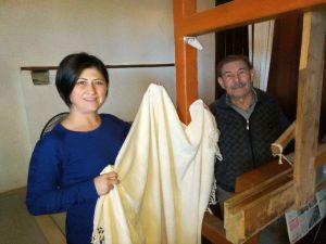 Japonlar Buldan Havluları İle Kurulanıyor