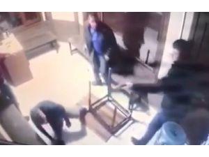 Başkent'te Silahlı Saldırgan Taksi Durağını Bastı: 1 Yaralı