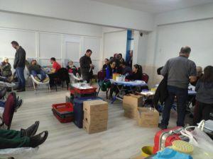 Manavgat'ta kan bağış kampanyasında 146 ünite kan alındı