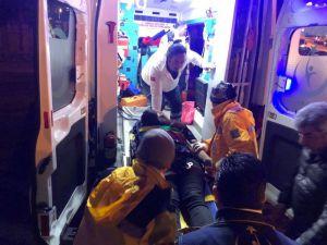 Ankara'da 2 Otomobil Çarpıştı: 1 Yaralı
