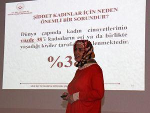 Ulaşım personeline toplumsal cinsiyet eşitliği eğitimi